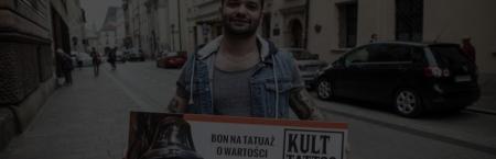 LOTERIA NA TATUAŻ O WARTOŚCI 2x1000zł PODCZAS TF16!!